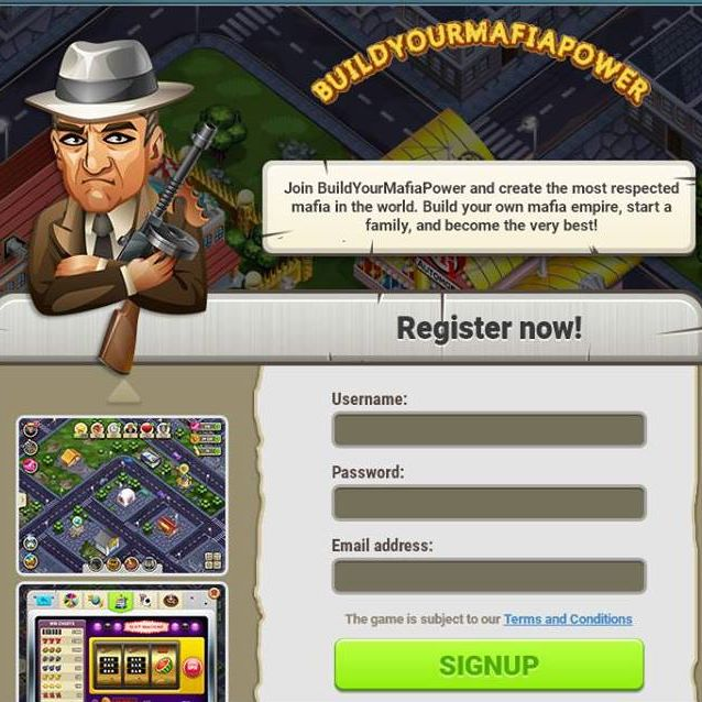 Build Your Mafia Power at Top Web Games