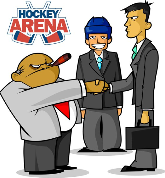 Hockey Arena at Top Web Games