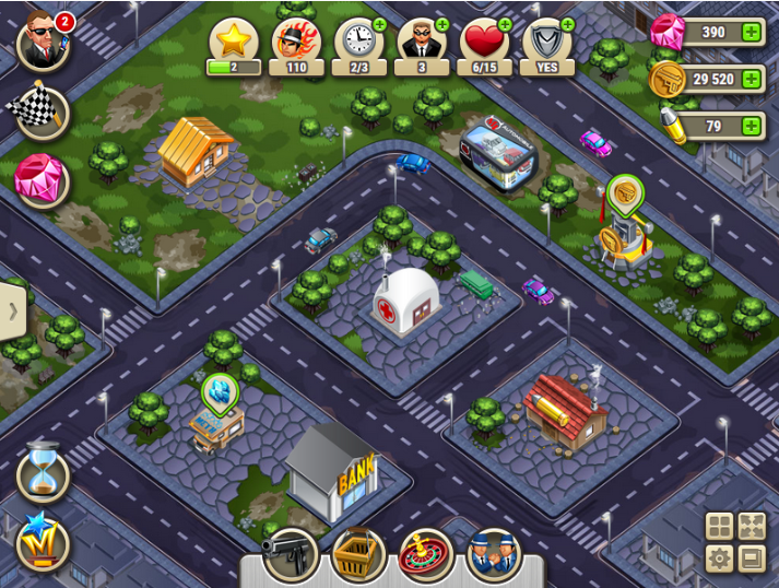 Mafia City at Top Web Games
