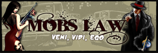 Mobs Law - Server One logo