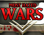 Most Hated Wars logo