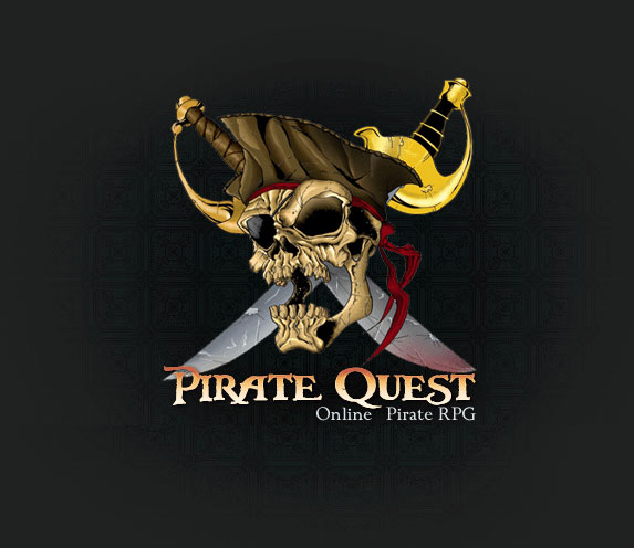 PirateQuest - Online Pirate RPG logo