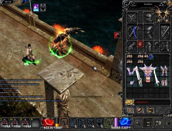 Psychic Doom MuOnline Gaming at Top Web Games