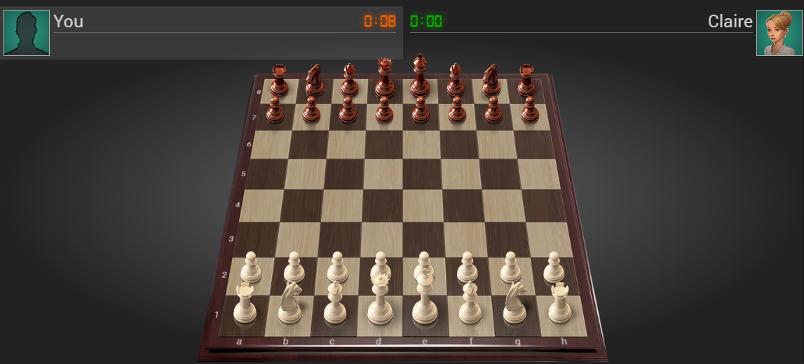 SparkChess at Top Web Games