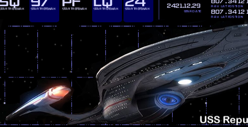 Star Trek: Freedom at Top Web Games