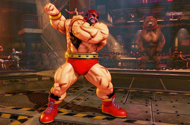 Street Fighter Online at Top Web Games