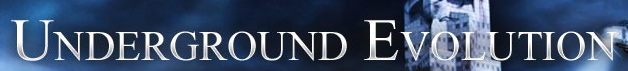 Underground Evolution logo