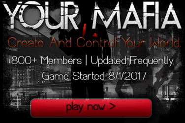 Your Mafia at Top Web Games